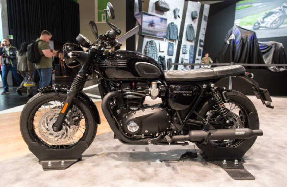 Triumph Bonneville Speed Twin