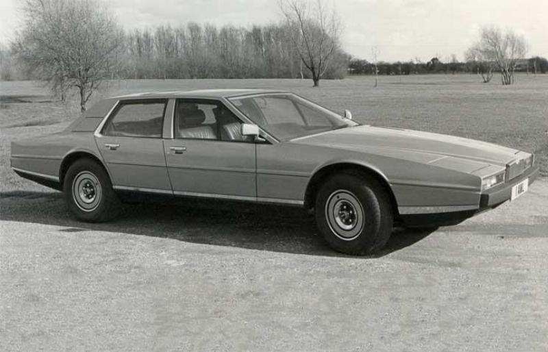 Aston Martin Lagonda - 1974
