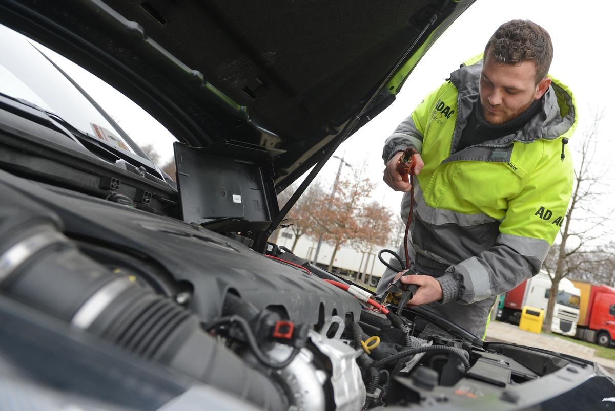 ADAC breakdown service