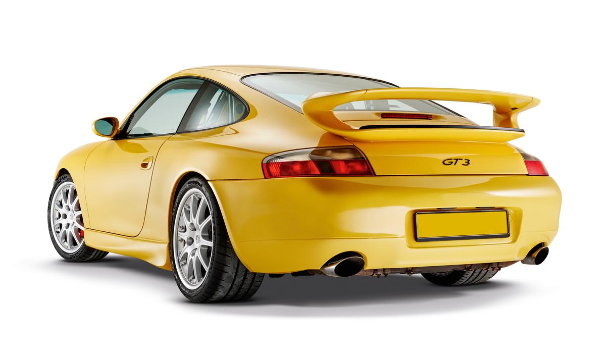 Porsche Index 996.1 GT3 Studio Shoot, Bath