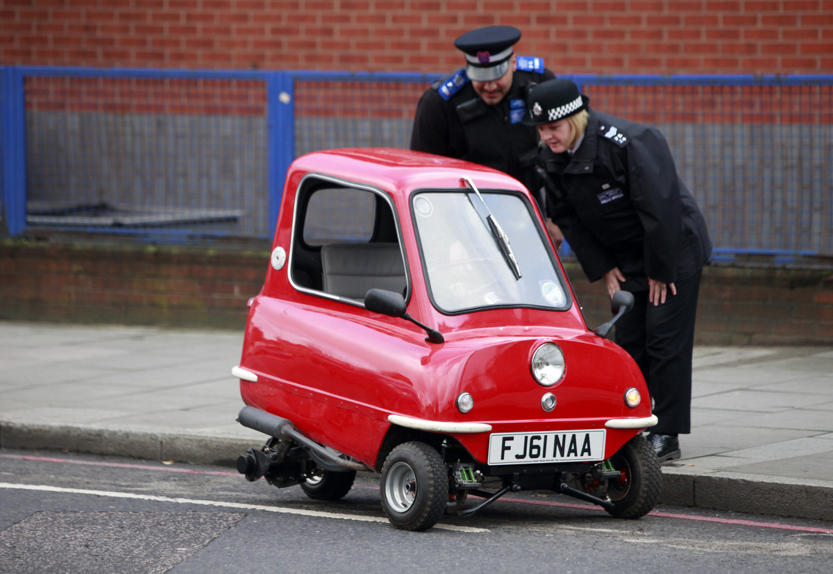 World's Smallest Production Car