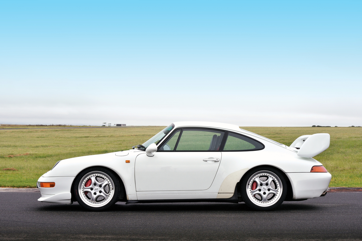 Porsche 993 RS Vs Porsche 996 GT3 RS, South Africa