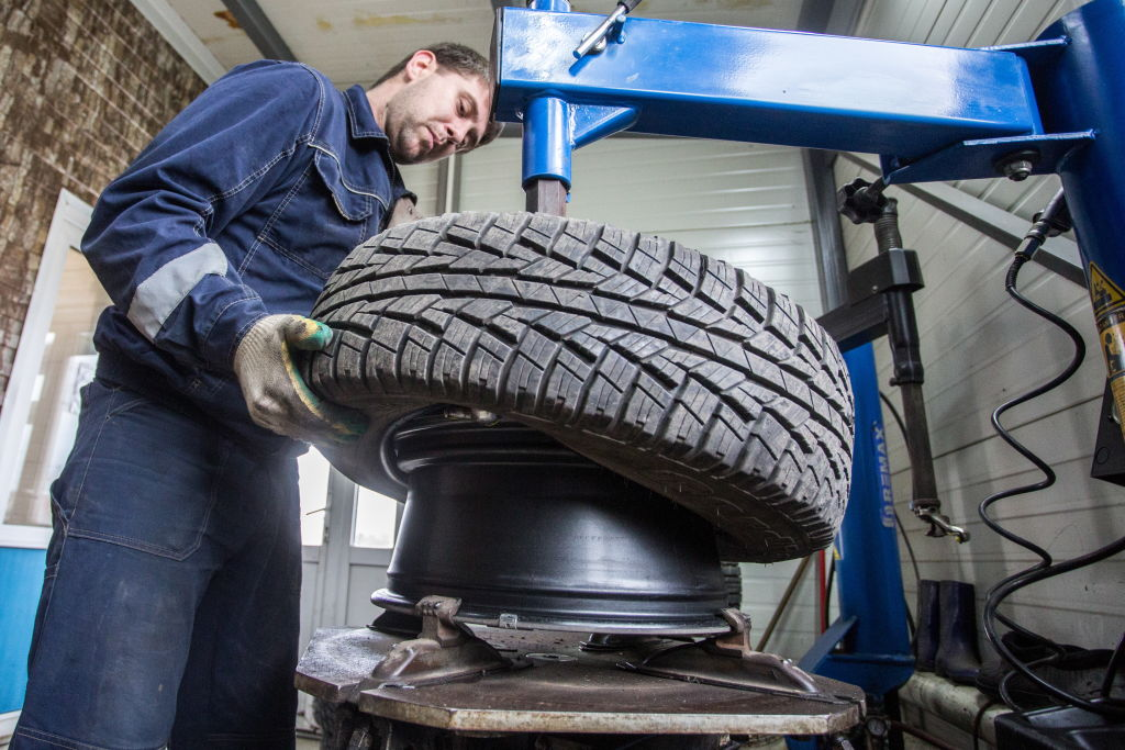Inexpensive Tires May Be Old Stock