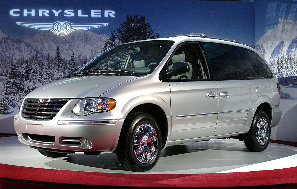 chrysler town and country unreliable