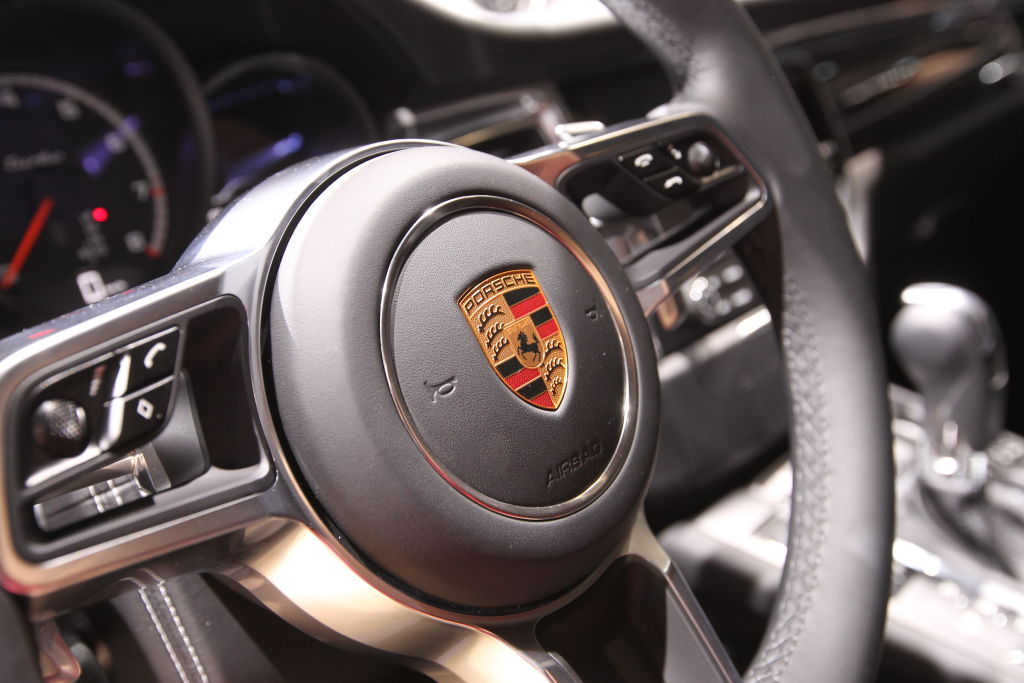 Porsche, Macan, SUV, Auto