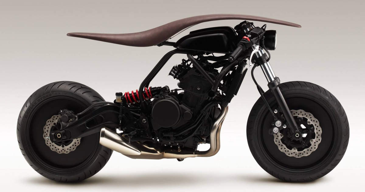 Yamaha Root Motorcycle Concept