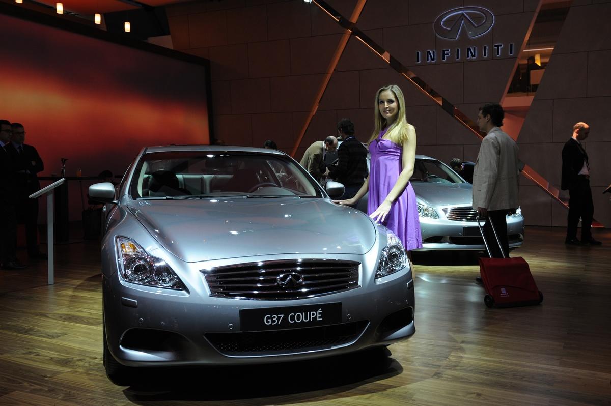 78th Annual Geneva International Motor Show in Geneva, Switzerland on March 04th, 2008.