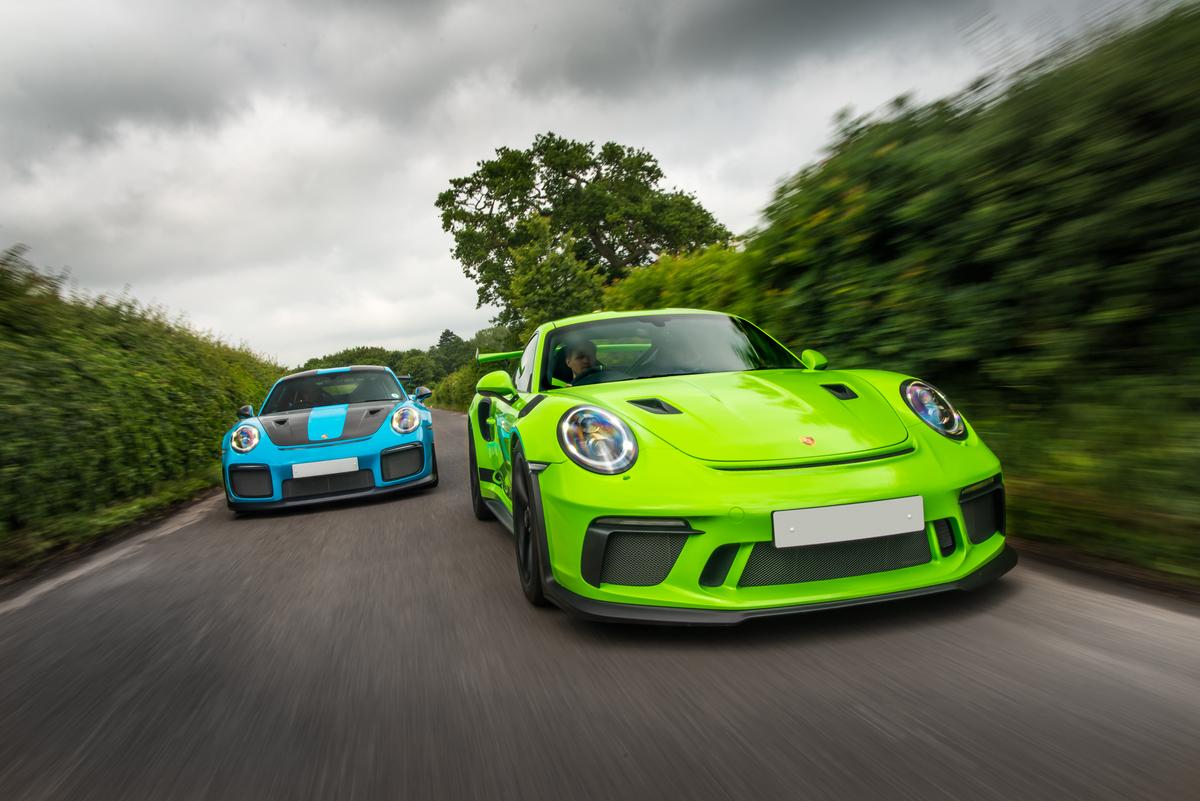 Porsche 991.2 GT3 RS & Porsche 991 GT2 RS