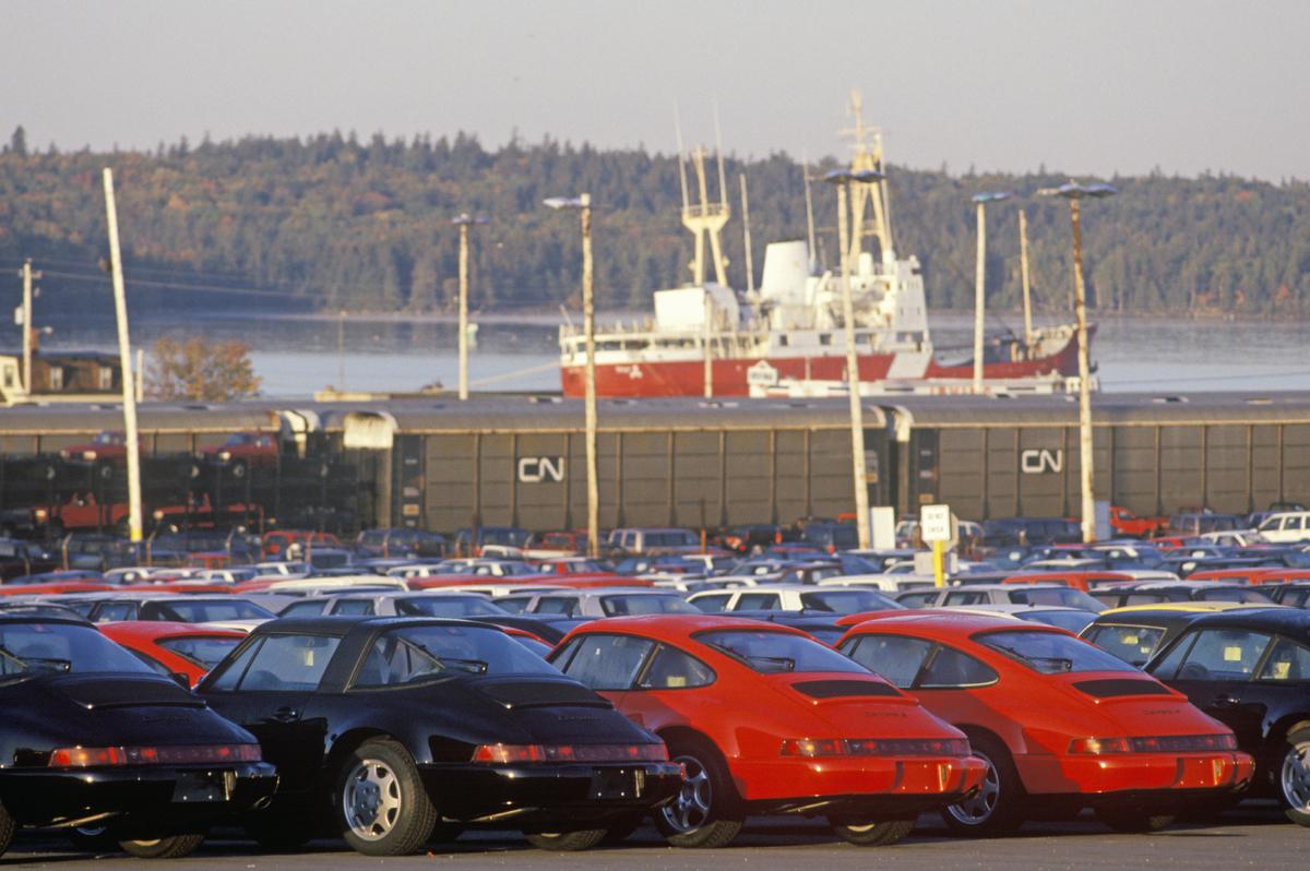 Imported cars in Halifax, Nova Scotia