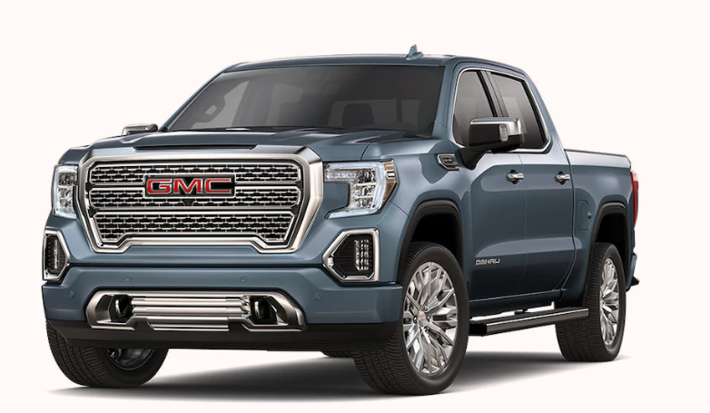 2019 gmc sierra towing