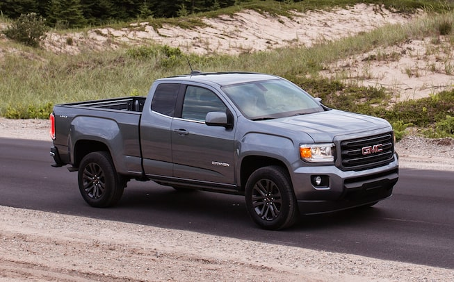 gmc canyon great for towing