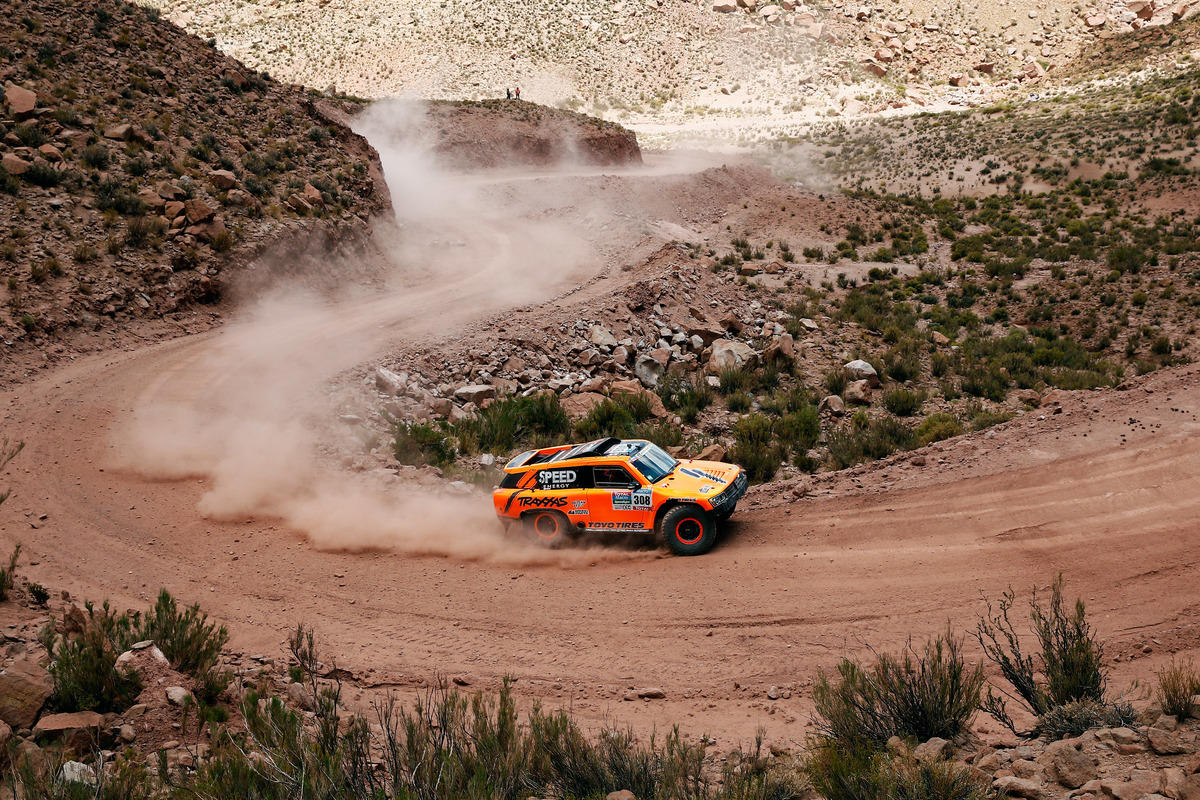 2015 Dakar Rally - Day Eleven