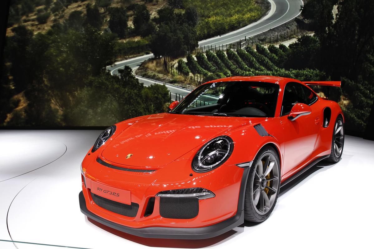 85th Geneva International Motor Show - Day 2