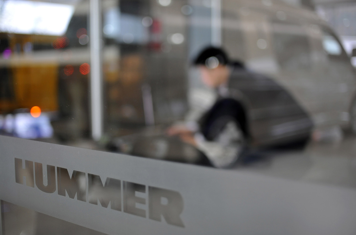 GM And Tengzhong Sign Agreement For Hummer Deal