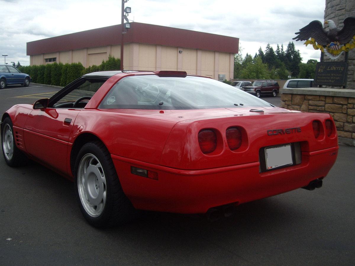 Corvette 90s