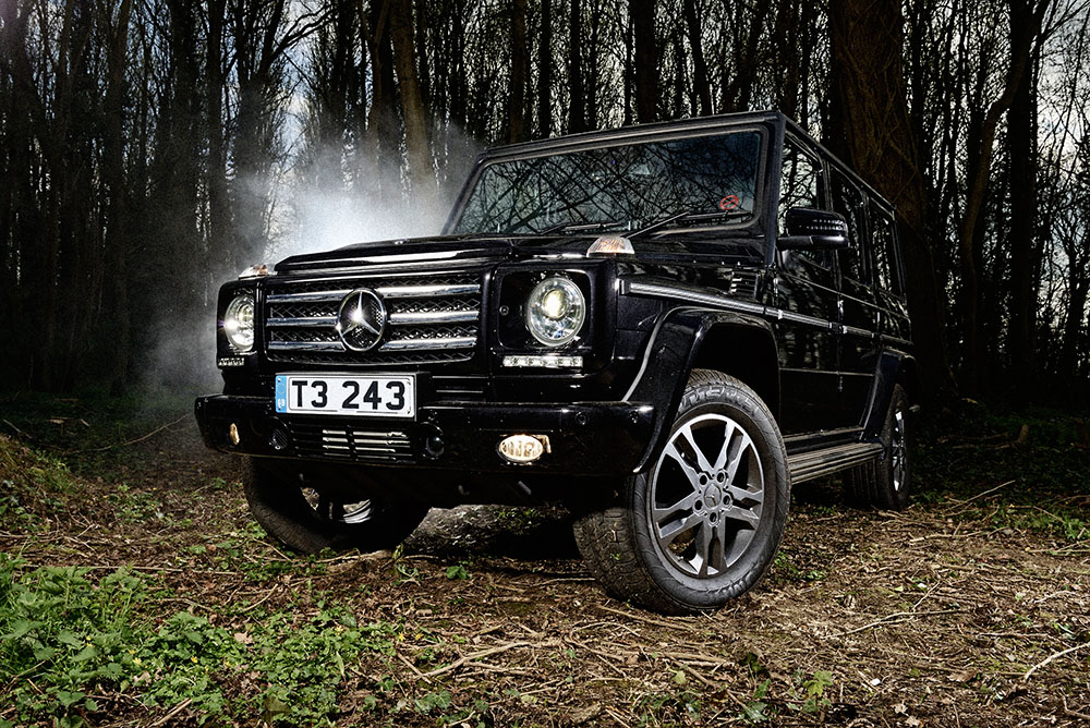benz g class german car