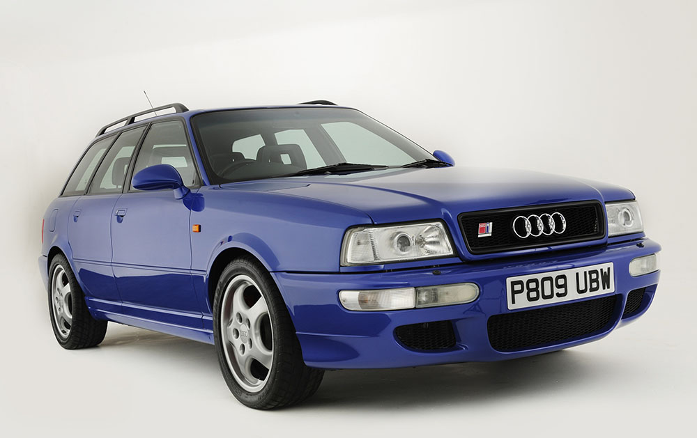 audi rs2 german car