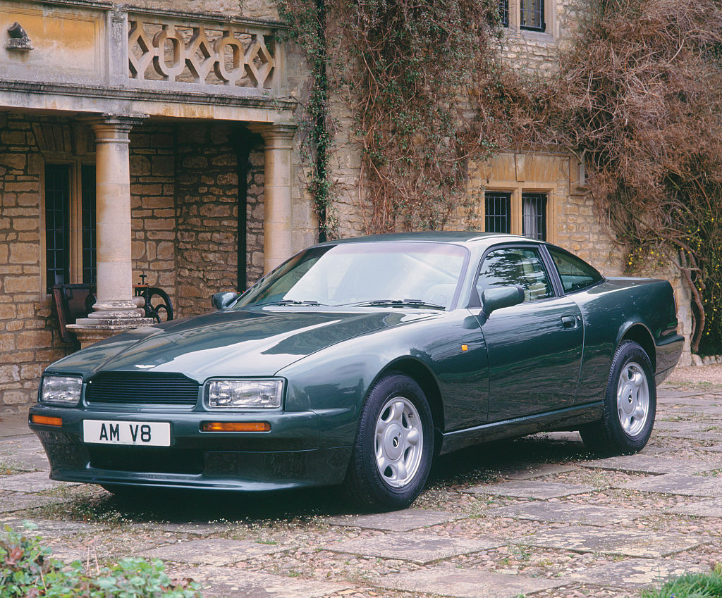 1992 Aston Martin Virage V8