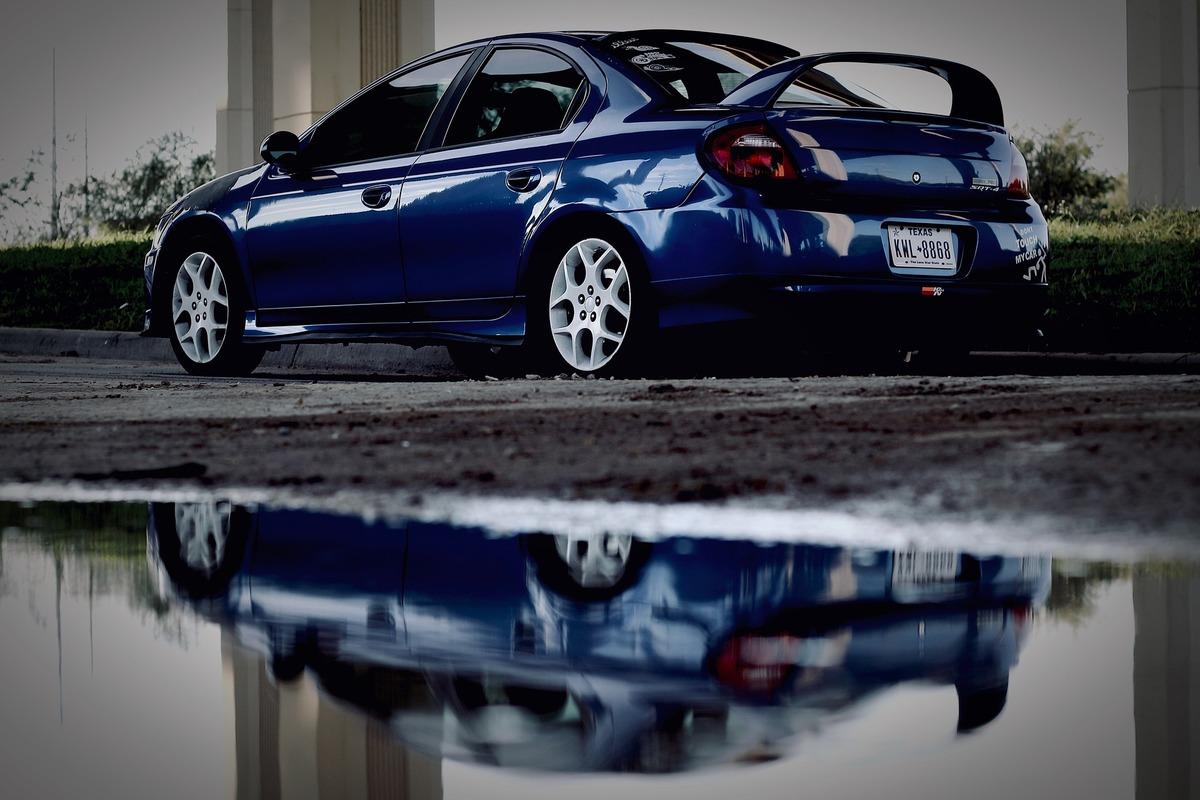 Dodge Neon SRT-4 in Blue