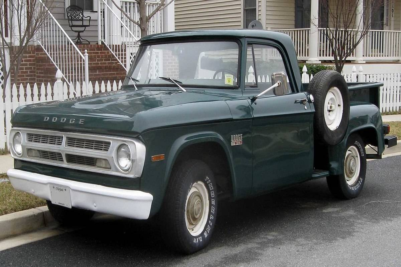 Dodge D Series