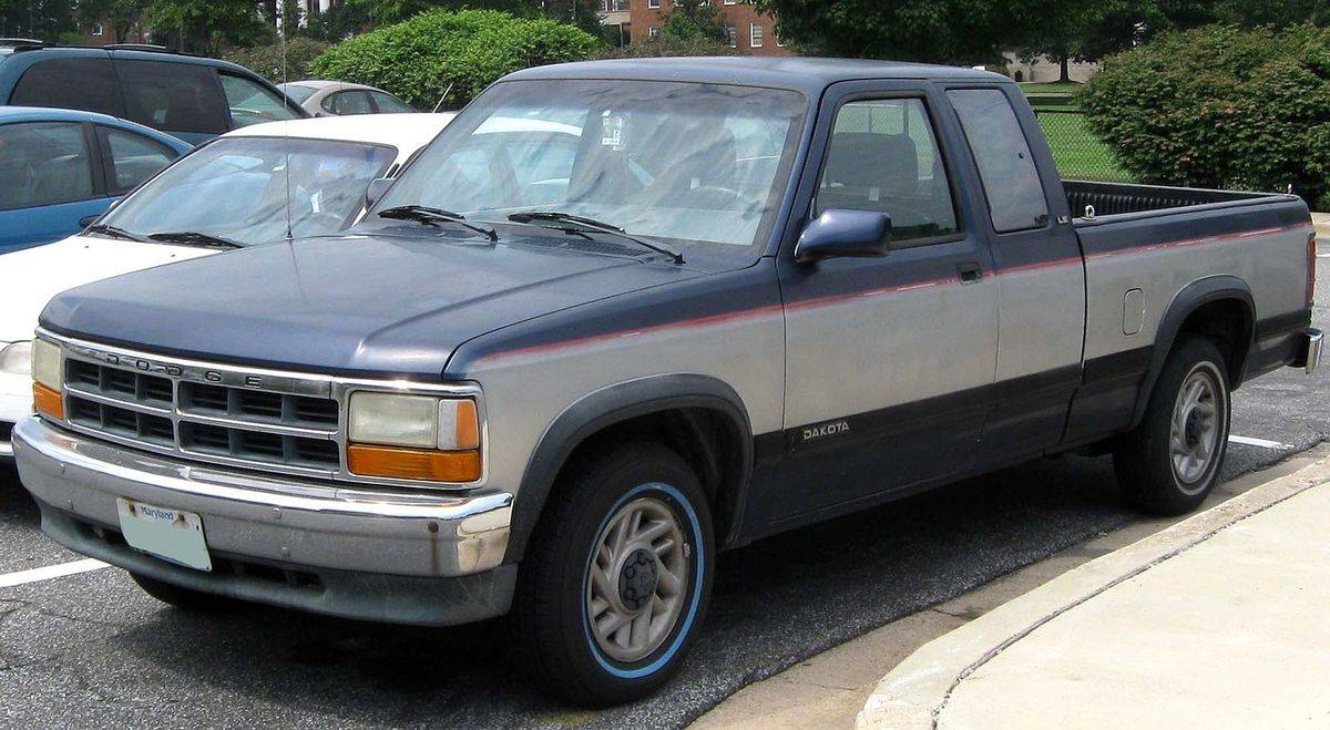 Dodge Dakota 1 Gen