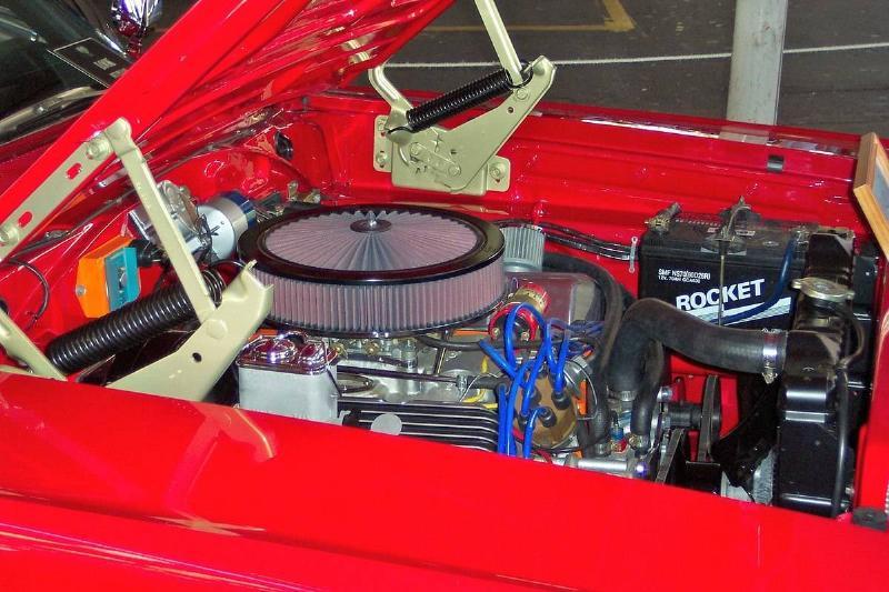 426 Wedge V8