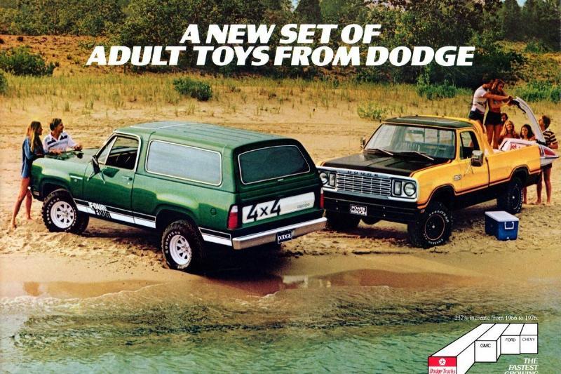 dodge toys