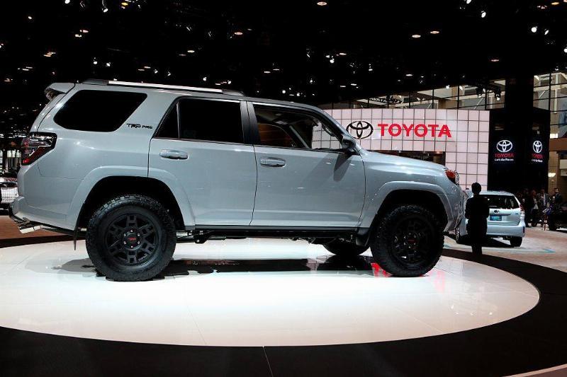 2016 Toyota TRD Pro 4Runner