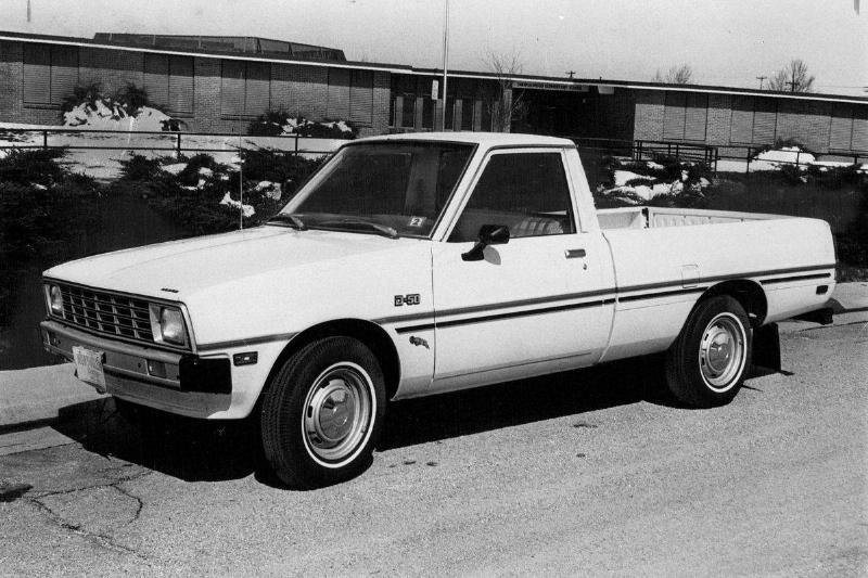 Dodge D50