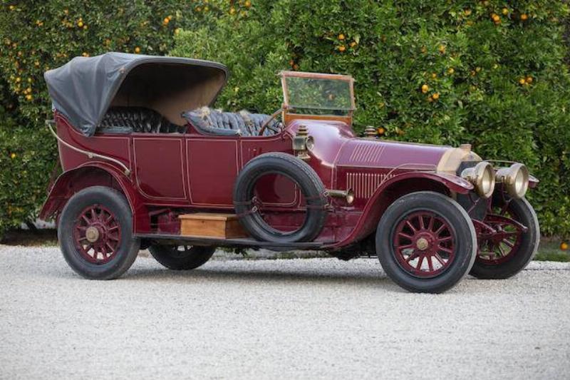 Austro Daimler Touring Victoria