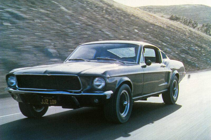Bullitt Ford Mustang GT390