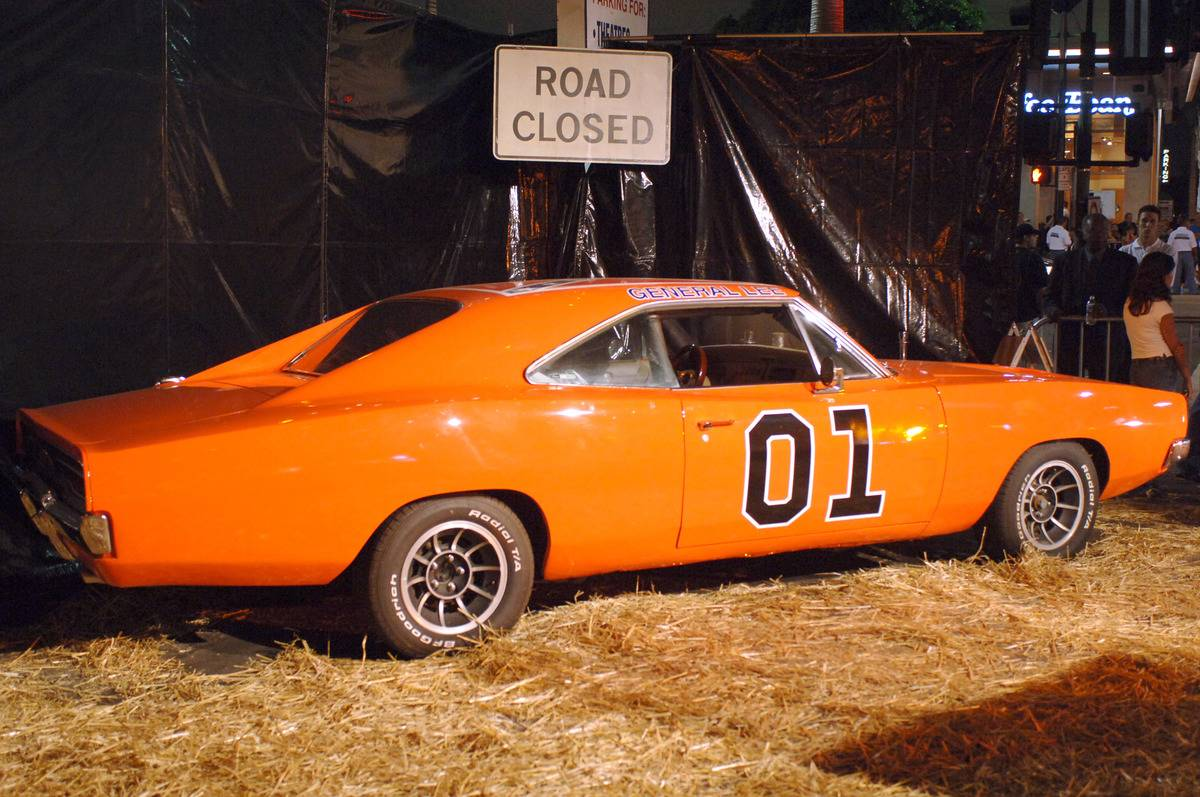 Dukes of Hazzard - General Lee Car Price-88920265