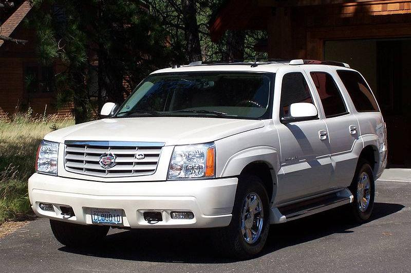 Cadillac Escalade GMT800