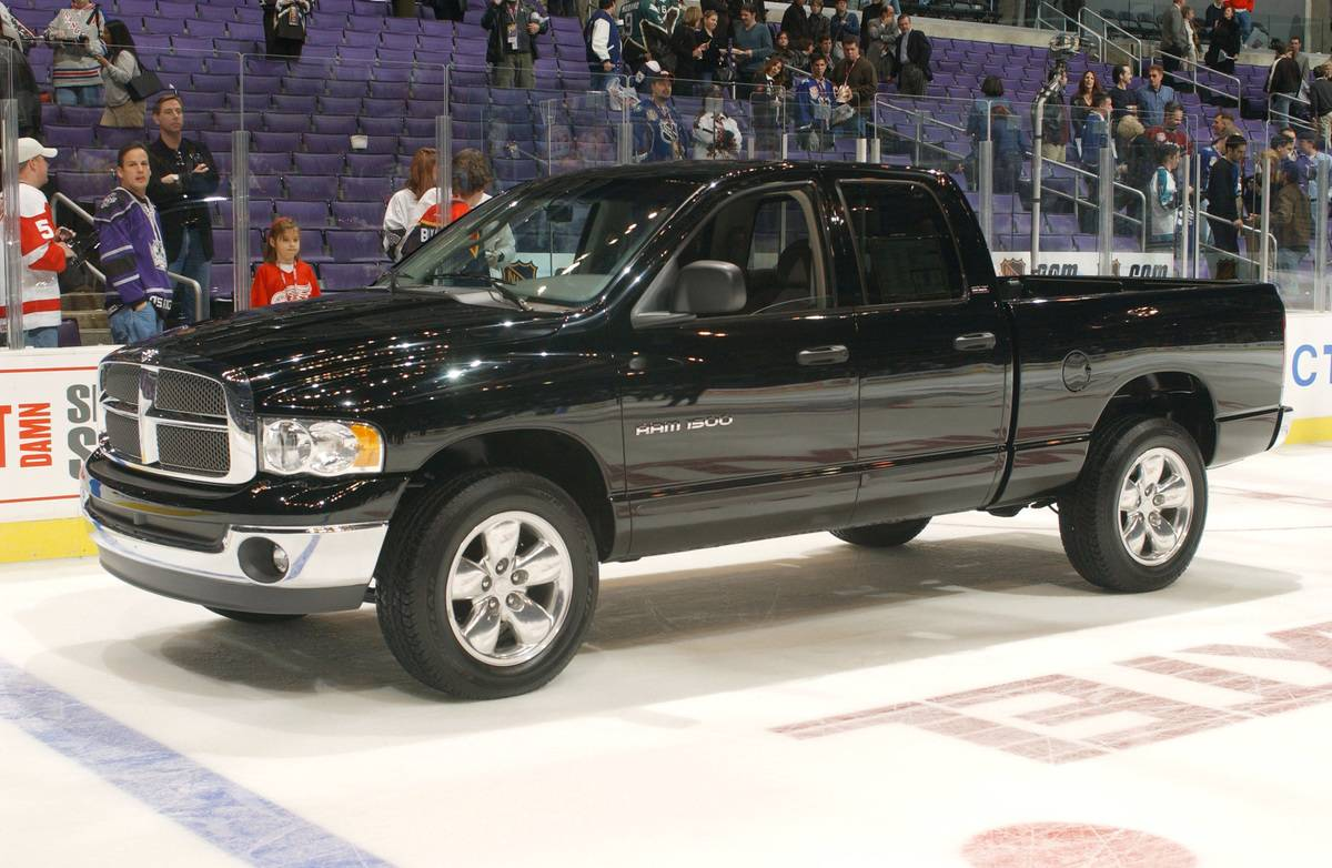 Third Generation Dodge Ram
