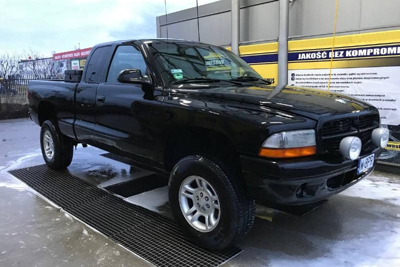 Dodge Dakota 2 Gen