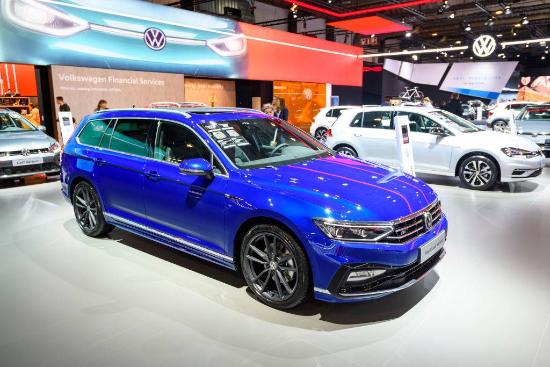 Volkswagen Passat Variant station wagon