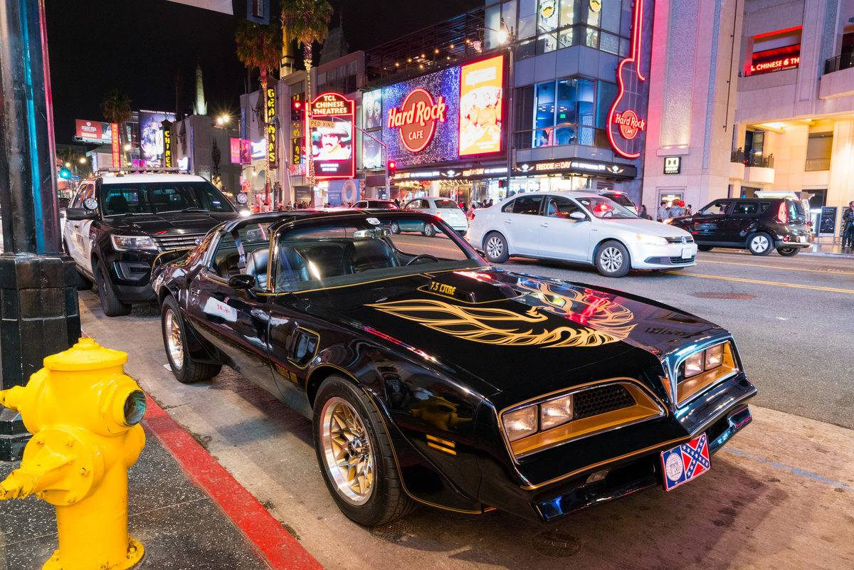 Pontiac Firebird Smokey and the Bandit-1028174148