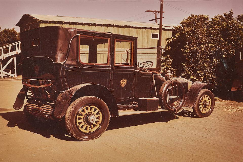 Rolls-Royce Landaulette