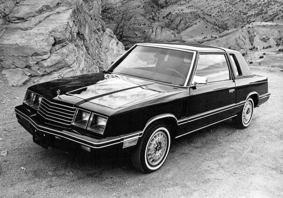 1981 Plymouth/Dodge 'K-Car'