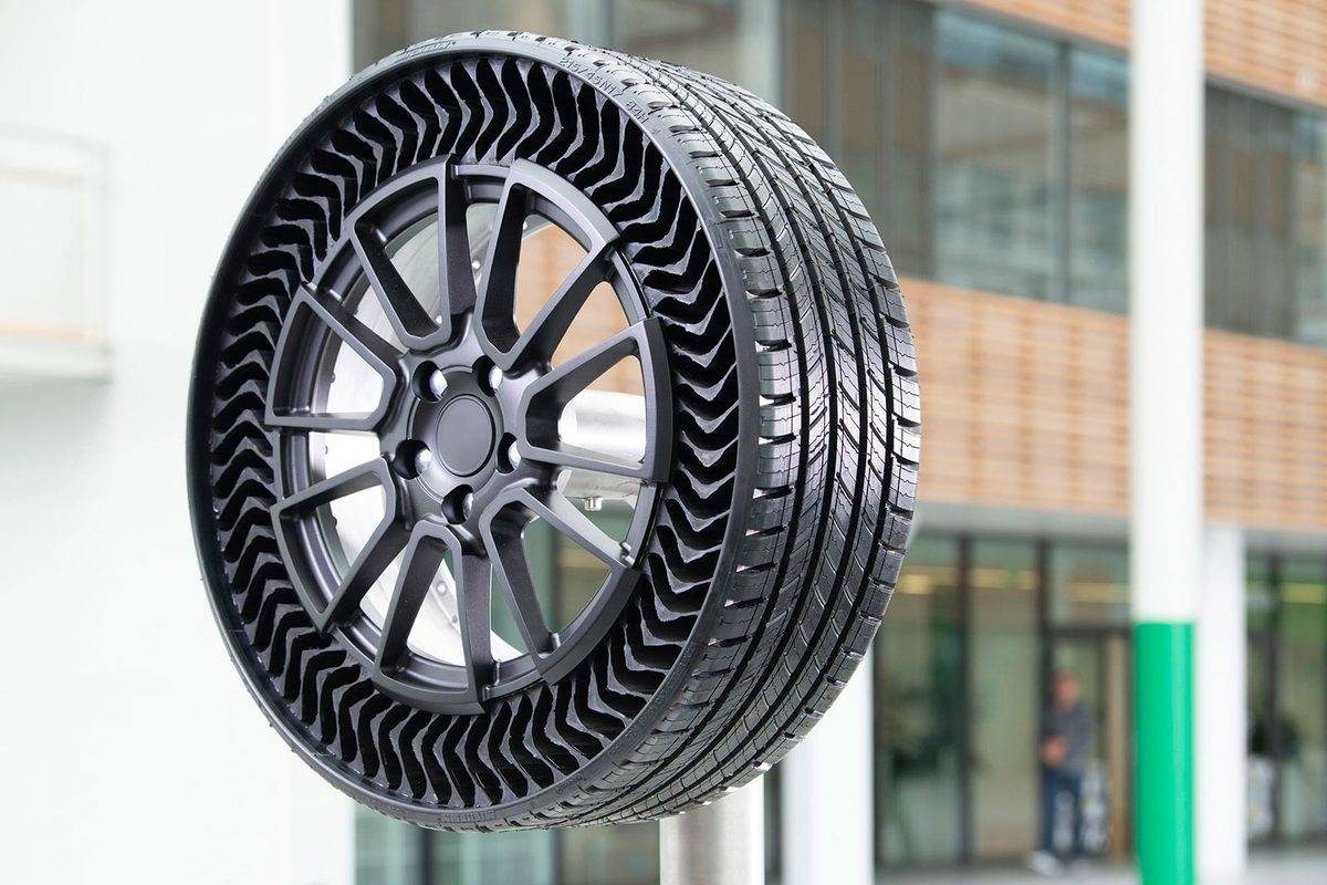 Michelin Airless Tire
