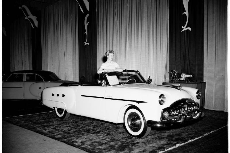 Oldsmobile Model R