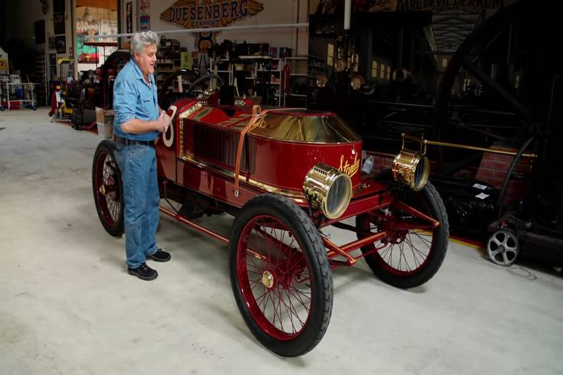 1906 Stanley Steamer Vanderbilt Cup Racer - Jay Leno's Garage 2-39 screenshot
