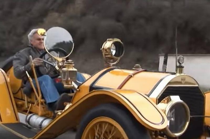 1913 Mercer Raceabout - Jay Leno's Garage 12-41 screenshot