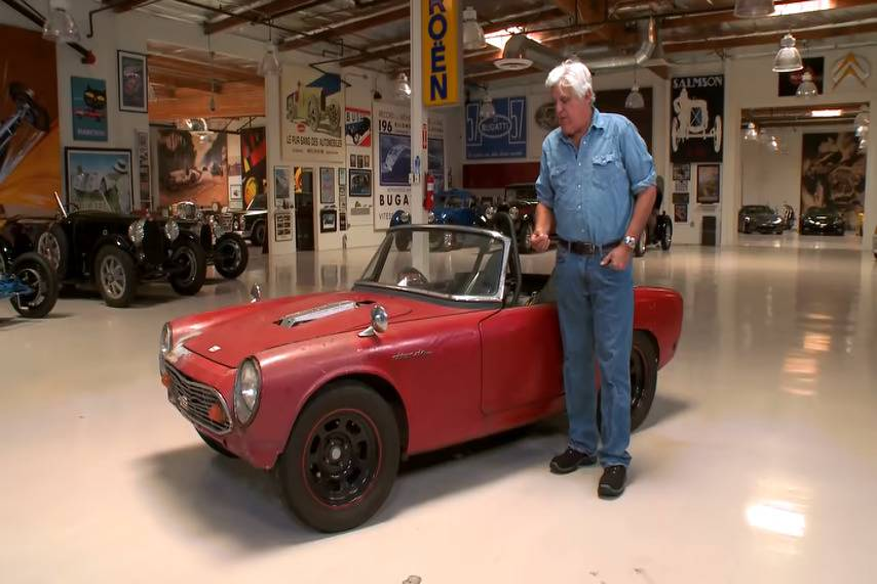 1964 Honda S600 Hot Rod - Jay Leno's Garage 0-49 screenshot