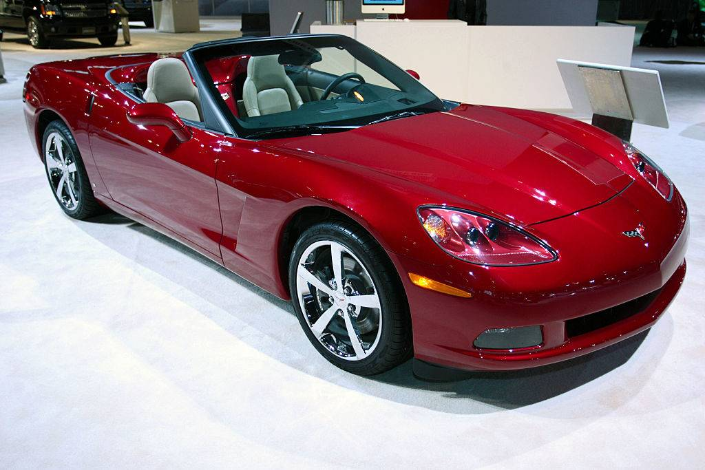 2009 Chevrolet Corvette ZR1-577455158