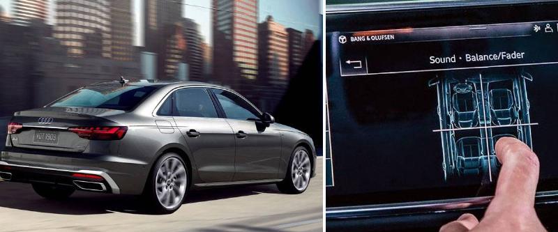Audi-Bang-system
