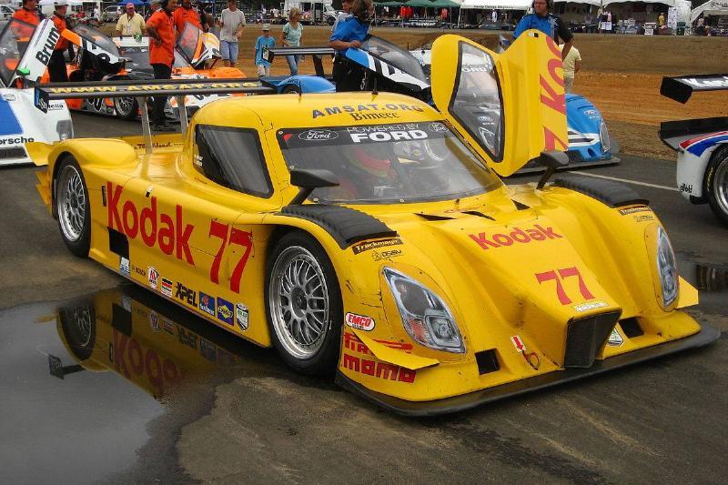 Dallara Doran Racing JE4