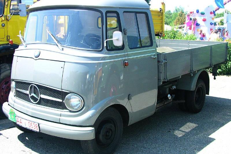 Mercedess L319k