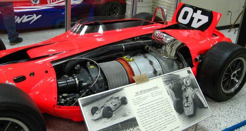 STP Paxton Turbocar