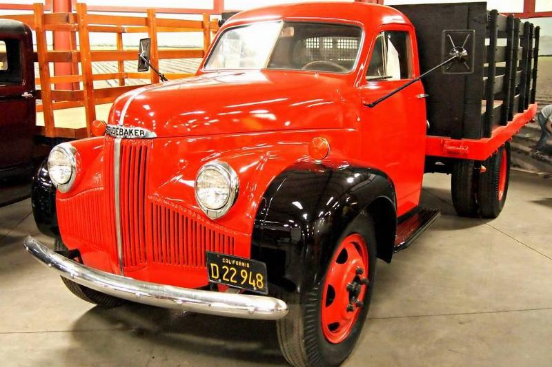 Studebaker Model M-16 Truck 2